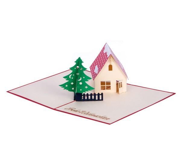 Weihnachtshäuschen